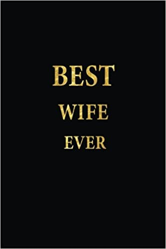 best wifey ever lined notebook