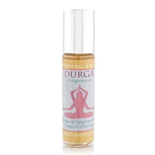 Lakshmi Roll On Perfume (Durga Fragrance - Goddess of Empowerment, Time & Change 0.33 oz Perfume Roll-On)