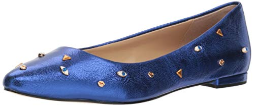 Katy Perry Womens Space Metallic Bella Tumbled Blue The RSRHx1