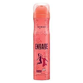 Engage Blush  Bodylicious Deo Spray For Women India 2020