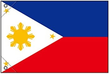 N 국기 (판촉) 23718 필리핀 미니 / N Flag (Promotional) 23718 Philippines Mini