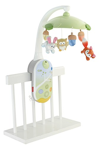 Fisher-Price Smart Connect Deluxe Projection Mobile (Fisher Price Lullaby Crib compare prices)