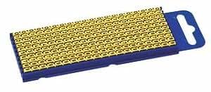 CABLE MARKER B/Y - SNAP ON 1000 PK W1-272 B/Y By HELLERMANNTYTON