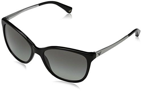 Armani Sonnenbrille Emporio EA4025 Black 501711 qAYx5Ad8