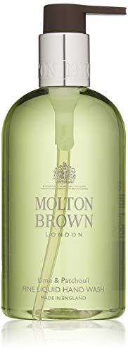 Molton Brown Lime & Patchouli Fine Liquid Hand Wash, 10 oz.