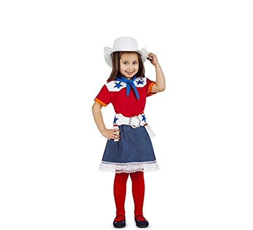 Car&Gus Disfraz de Vaquera Rodeo para niña: Amazon.es: Juguetes y ...