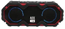 Altec Lansing IMW479 Mini LifeJacket Jolt Heavy Obligation Rugged Waterproof Extremely Transportable Bluetooth Speaker as much as 16 Hours of Battery Life, 100FT Wi-fi Vary and Voice Assistant (Purple w/Lights)