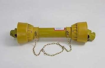Zapfwelle//Gelenkwelle 96-132 cm   33 PS Zapfwellen in 26 verschiedenen Ausf/ührungen Dema Gelenkwellen