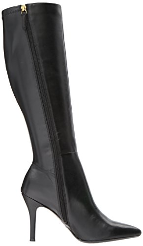 Nine Black Women's West Fallon Leather rqrP4wA