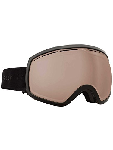 - Electric Visual EG2 Gloss Black Unisex Spherical Goggles - Bronze / One Size Fits All