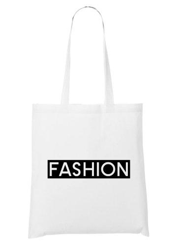 Borsa Fashion Block Bianca