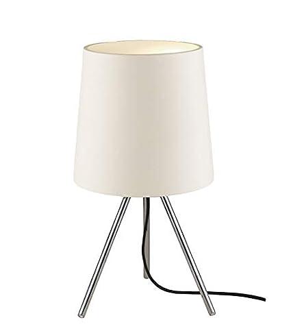 Fan Europe lámpara de mesa de tres pies moderna E14, 13 W ...