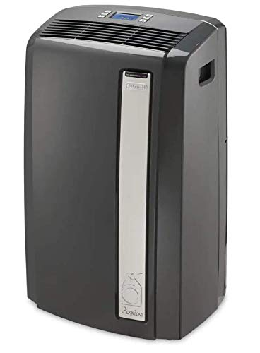 DeLonghi PACAN125HPEKC1A 4-in-1 480 Square Foot Portable Air Conditioner (Renewed) ()