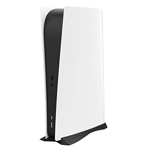 TPFOON Vertical Cooling Stand for PS5 Digital Edition, Stand Cooler for Sony Playstation 5 DE Console with Built-in Air…