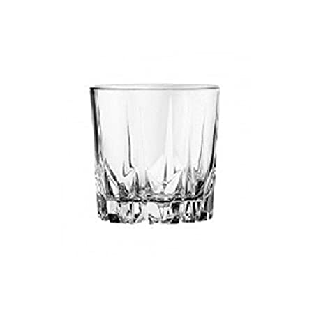 Pasabahce Karat Juice Glass, 200 ml, Set of 6 Glassware & Drinkware at amazon