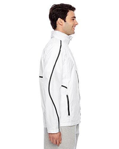 Team Conquest Da 365 Interna Uomo Con giacca Fodera Bianco Tt70 rrwq54a