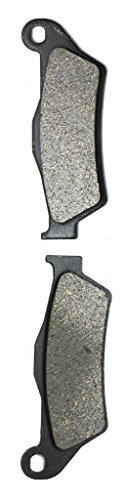 181 Ken - CNBK Front Brake Pad Semi-met fit KTM Dirt Bike SX-F250 SXF250 SX-F 250 Ken Roczen Edition 12 12 2012 1 Pair(2 Pads)