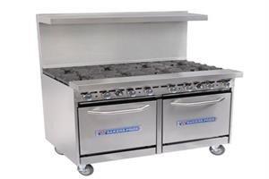 """Bakers Pride 8 burner 48"""" Range 48-BP-8B-S20"""