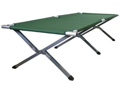 Houseables Camping Cot, 300 Lbs. 75