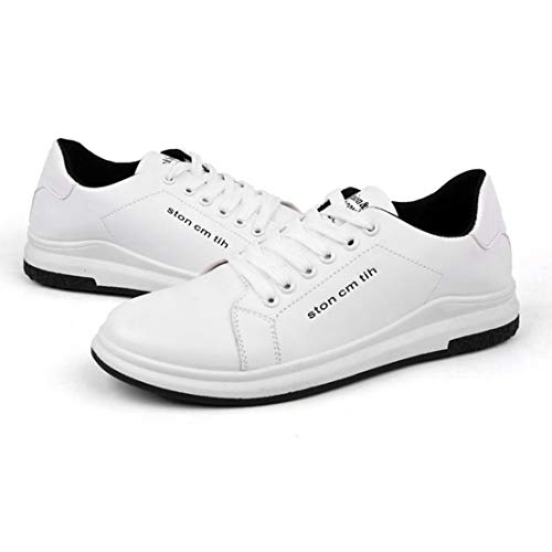 Noir Mode Mesh Baskets Semelle 43 Delicacydex amp; Britannique Caoutchouc Style Hommes En Chaussures Casual Respirante Blanc Respirant Doublure 1SdnawFq