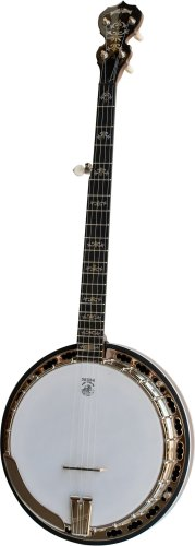 Deering Deluxe 5-String Banjo (American Deluxe 5 String)