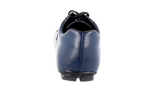 Prada Heren 2ed038 L78 F0216 Lederen Sneaker