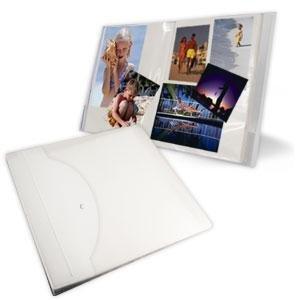 'Pop-Up' easel album by Itoya® for prints up to 12''x12'' - 12x12