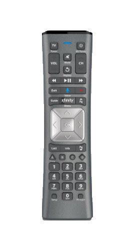 Comcast   Xfinity Xr11 Premium Voice Activated Cable Tv Backlit Remote Control   Compatible With Hd Dvr Including Motorola  X1   X2 Ir   Rf Aim Anywhere