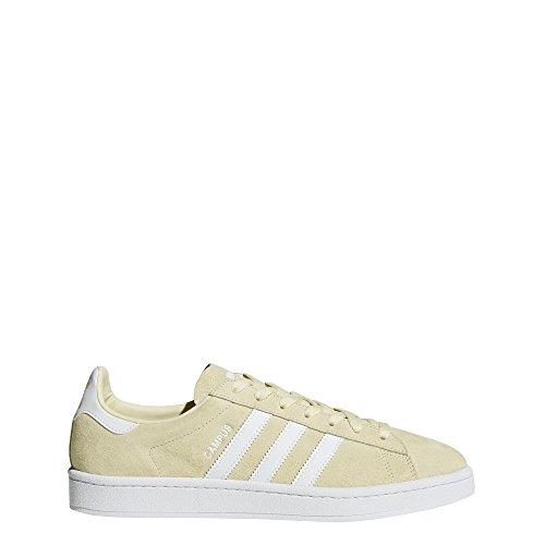 newest 56902 15cc8 adidas Originals Mens Campus Shoe, Mist SunFootwear WhiteFootwear White,  10