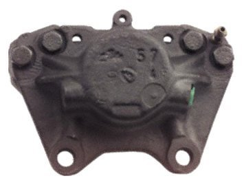 Brake Caliper Unloaded Cardone 19-921 Remanufactured Import Friction Ready