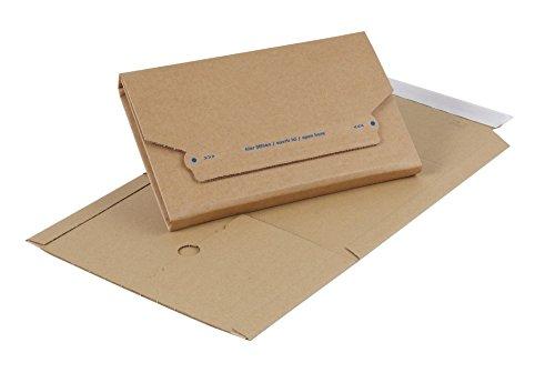 Swiftpak Multiwell Boîtes postales 245x 165x 25–70mm (lot de 50)