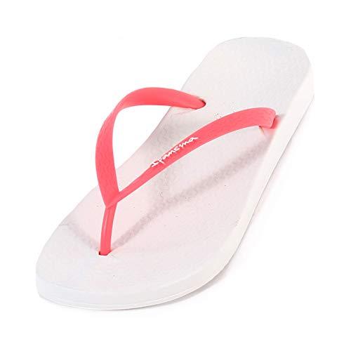 M Ana Donna Ipanema Ciabatte 36 Tan black Nero Da White Eu pink Spiaggia Black PwdqFdX
