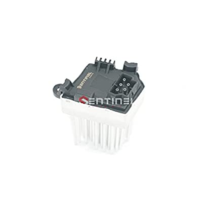image unavailable  image not available for  color: sentinel parts heater  blower motor resistor regulator for bmw 64116920365