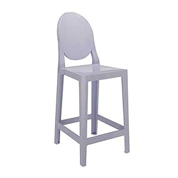 Sgabelli Kartell One More Prezzo.Kartell One More Chairs Purple 132 X 65 X 46 Cm Amazon Co