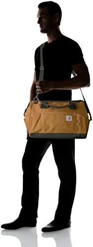 Carhartt Trade Series Tool Bag, Large (16-Inch), Carhartt Brown