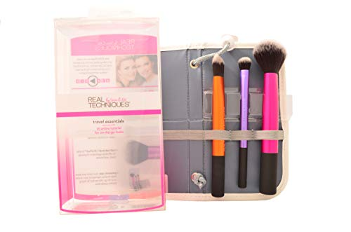 Real Techniques Essentials Synthetic Bristles
