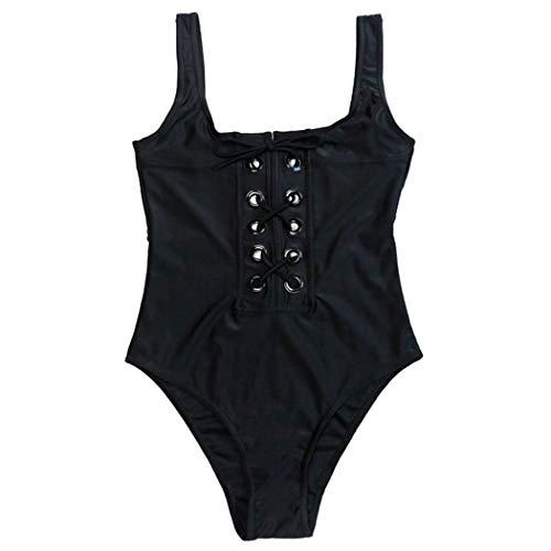 Costumi Nero Ayaly Bagno Da Donna Costume Intero 6w6OX