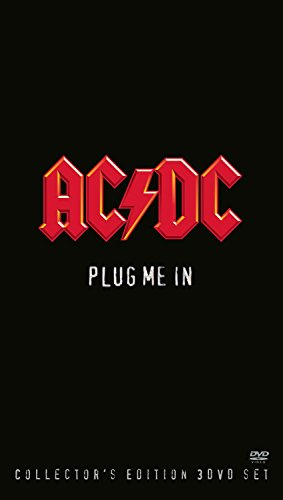 AC/DC: Plug Me In (Three-Disc Limited Edition)