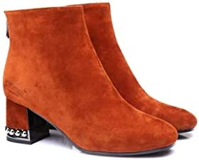 Ever UGG Heel Boots Grace #21875 Caramel: .au: Fashion