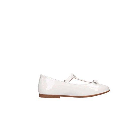 Unisa Dayla PA White Ballet Pumps Kind Weiß