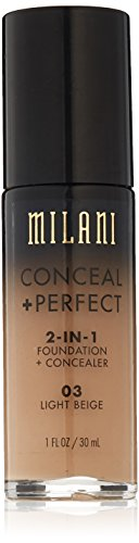 Milani Conceal Perfect Foundation Concealer product image