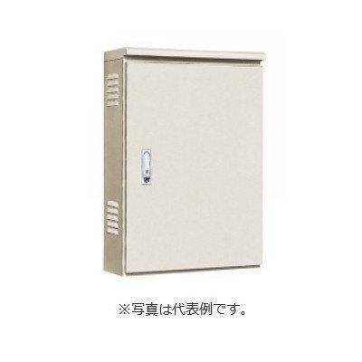 河村電器産業 屋外用鉄板製 ルーバー付盤用キャビネットPOL5360-20 B01FVNZE6U