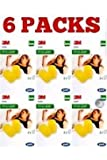 Earfit Foam Ear Plugs 2 Pairs (Pack of 6)