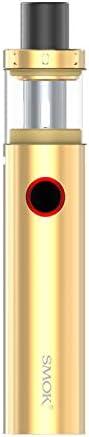 Image ofSMOK Vape Pen 22 Starter Kit 1650mAh Batería de tapa superior Tanque de llenado Kits todo en uno con indicador LED Smoktech-Oro