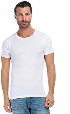 Mark-On T-Shirt For Men - 3Xl, White