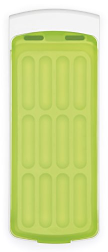 OXO Good Grips No-Spill Silicone Ice Stick Tray for Water Bottles ()