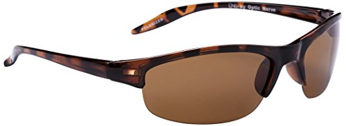 One by Optic Nerve Alpine Sunglasses, Dark - Alpina Sunglasses
