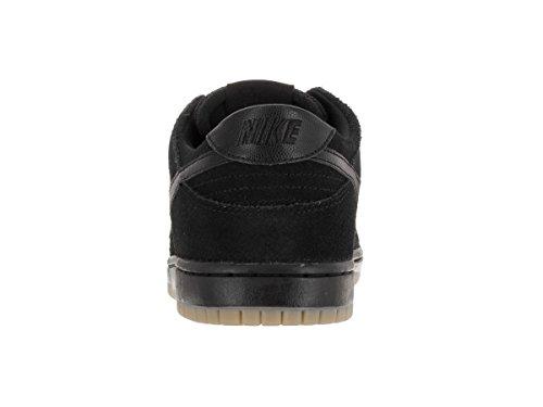 Nike Dunk Low Pro Iw, Zapatillas de Skateboarding para Hombre Negro (Black / Black-Gum Light Brown)