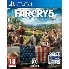 Far Cry 5 (PS4) (Limited Edition)
