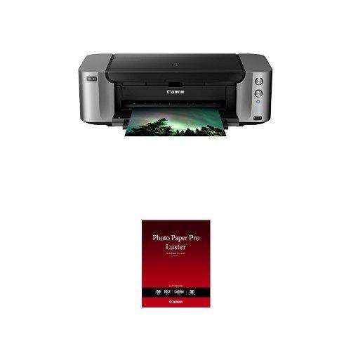 Canon PIXMA Pro-100 Wireless Color Professional Inkjet Print